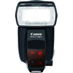 Canon Speedlight 580EX II Flash