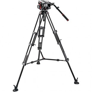 Fluid Head 509 and 545 Tripod Manfrotto