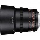 Rokinon 85mm DS Lens for Canon
