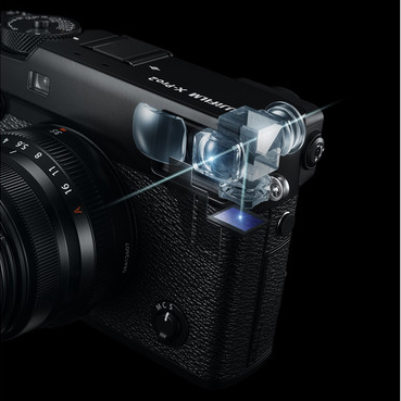 The Fuji X-Pro2's Hybrid Viewfinder